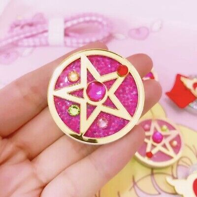 Sailor Moon Sailor Moon Cell phone Charm Cosplay Authentic Licensed New NWT