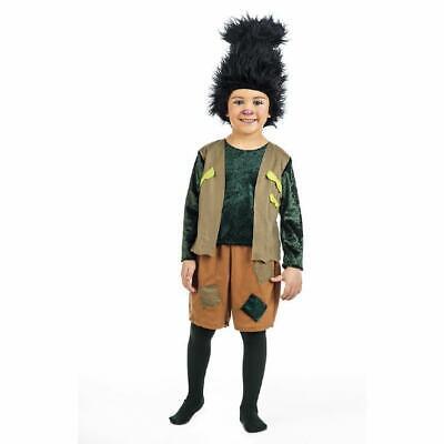 kostüm Troll Wichtel Gnom Jungen Kostüm (Gnome Kostüm Kinder)