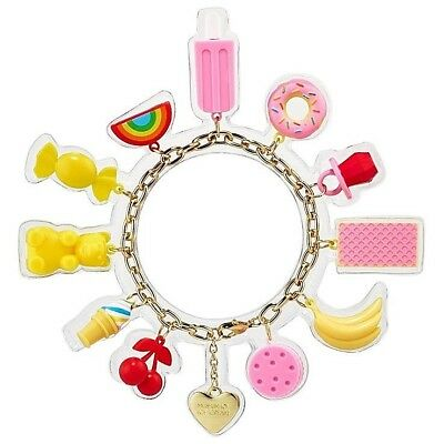 NIB Authentic Museum of Ice Cream x Sephora Collection I SCREAM Charm Bracelet