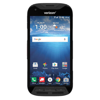 Kyocera DuraForce PRO E6810N with Sapphire Shield 32GB Black Verizon Smartphone