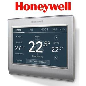 OB HONEYWELL WIFI SMART THERMOSTAT RTH9585WF1012/W 188297427 Heating, Cooling  Water Management : Smart Thermostats O...