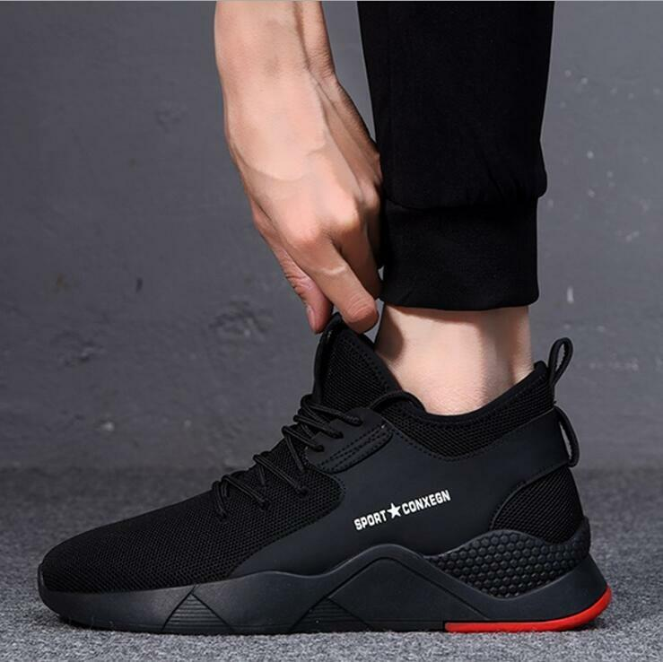 Damen Herren Laufschuhe Sportschuhe Sneakers Turnschuhe Runners Mesh Sneaker