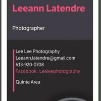 Offering photography