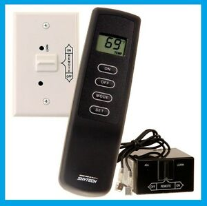 SKYTECH SKY 1001TH A Fireplace Remote Control With Thermostat FREE USA SHIP!