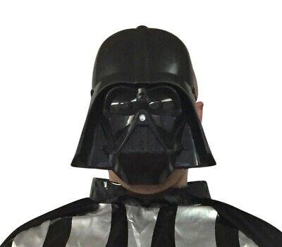 Star Wars - Darth Vader Maske - Starwars Kunststoff Kostüm Karnevalskostüm