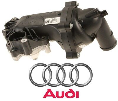 For Audi A6 Quattro Volkswagen Touareg Engine Water Pump Genuine 079 121 010 C