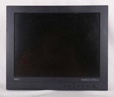 """NEC LCD 15"""" Monitor, LCD1530V, Wall Mount, WORKS for sale  Shipping to India"""