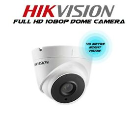 HIKVISION DS-2CE56D1T-IT3 2MP Turbo HD1080p EXIR Turret Camera