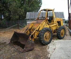 Case W7E Loader with Bucket and Hay Spikes Rosedale Wellington Area Preview