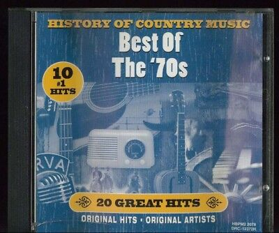 History of Country Music - Best of the (History Of The 70s)