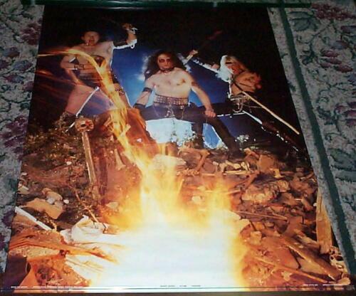 VENOM Heavy Metal GROUP Vintage Poster