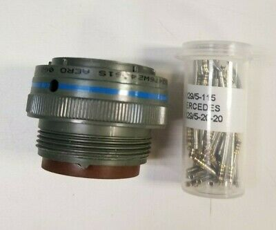 Amphenol Aerospace Circular Mil-spec Connector Ms3476w24-61s