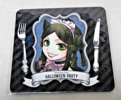 Anime Halloween Black Butler (Black Butler Coaster Sullivan Funtom Cafe Halloween Yana Toboso Anime)