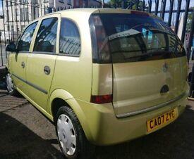 Vauxhall Meriva 1.4 petrol 98k 12 mot ICARS L7 0LD