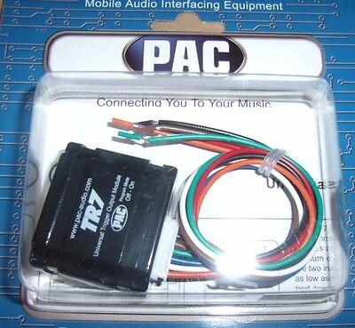 Pac Tr-7 Tr7 Alpine Universal Video Bypass Ixa-w404 Iva-w203 Trigger Module