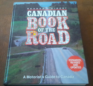 Reader's Digest, Canadian Book of the Road, 1991 Kitchener / Waterloo Kitchener Area image 1