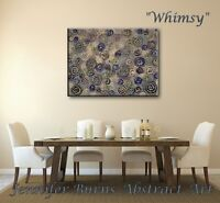 """Abstract Art - """"Whimsy"""""""