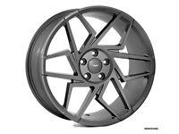 "19"" Veemann V-FS27R Alloy Wheels.Suit Audi A3, Volkswagen Caddy, Golf,Jetta, Passat,Seat Leon 5x112"