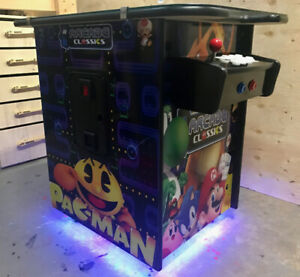 Vintage Multi-Cocktail Arcade Machine *500+ Games w/ Warranty*