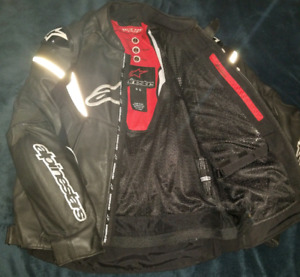 Alpinestars GP R Plus Leather Jacket