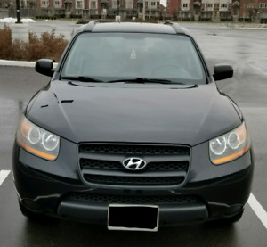 2008 HYUNDAI SANTA FE, HYUNDAI DEALER MAINTAINED,CERTIFIED