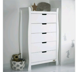 Obaby Chest of drawers Brand new