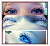 Get ready for summer with Eyelash Extensions!