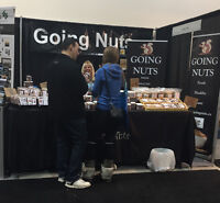 Go Nuts at the Farmers' Market