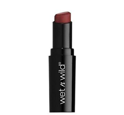 WET N WILD MEGALAST LIPSTICK - CHERRY BOMB #918D - (Wet N Wild Megalast Lipstick Cherry Bomb)