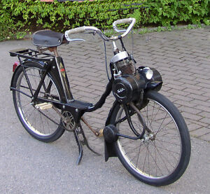 Velosolex mobilette moped