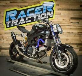 2006 SUZUKI SV 650 - ROAD LEGAL TRACK BIKE / RACE BIKE / HILLCLIMB