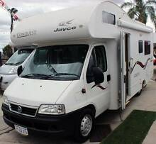 2006 Fiat DUCATO JAYCO CONQUEST Cannington Canning Area Preview
