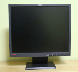 "17"" to 30"" Major brand LCD Monitor from $15, IBM i3 Tower $145"