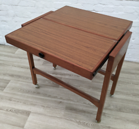 Mid Century Metamorphic Table (DELIVERY AVAILABLE)
