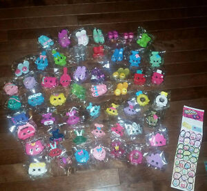 Shopkins McDonald's collection