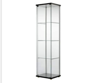 ISO: Glass Cabinet