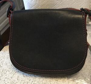 Reduced Authentic Coach Sadle Bag