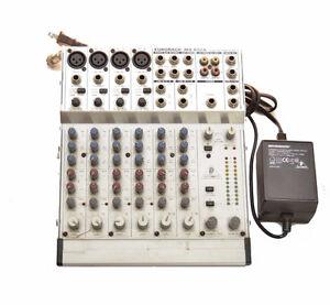 Console Behringer Eurorack MX 802A