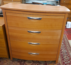 Vintage/Retro Mid-century Chest of Drawers