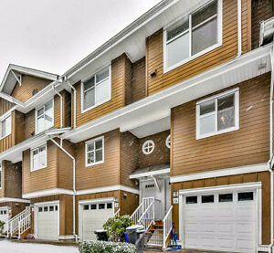 Beautiful and Spacious Townhouse in New Westminster