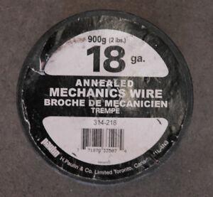 Steel Mechanic's Wire