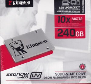 Kingston SSD - 240 GB - For Desktop or Laptop