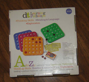 Discovery Toys A to Z Jr. - ages 5+ Strathcona County Edmonton Area image 2
