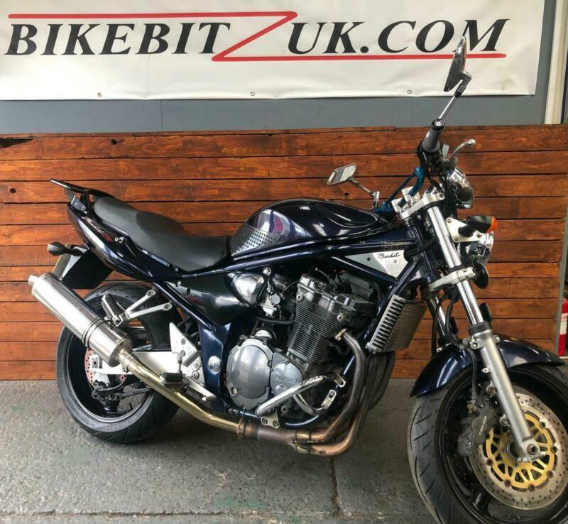 Suzuki GSF Bandit 1200 N | Motos classicas, Motos, Auto