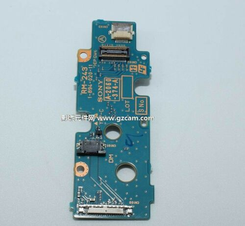 New Sony PXW-X200 MOUNTED CIRCUIT BOARD, RM-243 A-2060-374-A New Genuine Sony