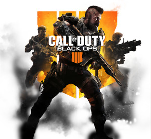 Black Ops 4 for PS4