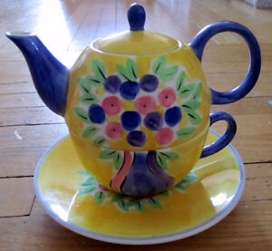 Tea-for-One Set For Sale!