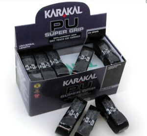 Karakal Grips - Black color - Tennis, Squash, Badminton - $7