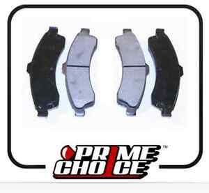Brake Pads Envoy / Trailblazer & Others NEW performance ceramic