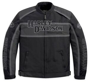 Harley-Davidson XL Men's Classic Cruiser Jacket (NEW)